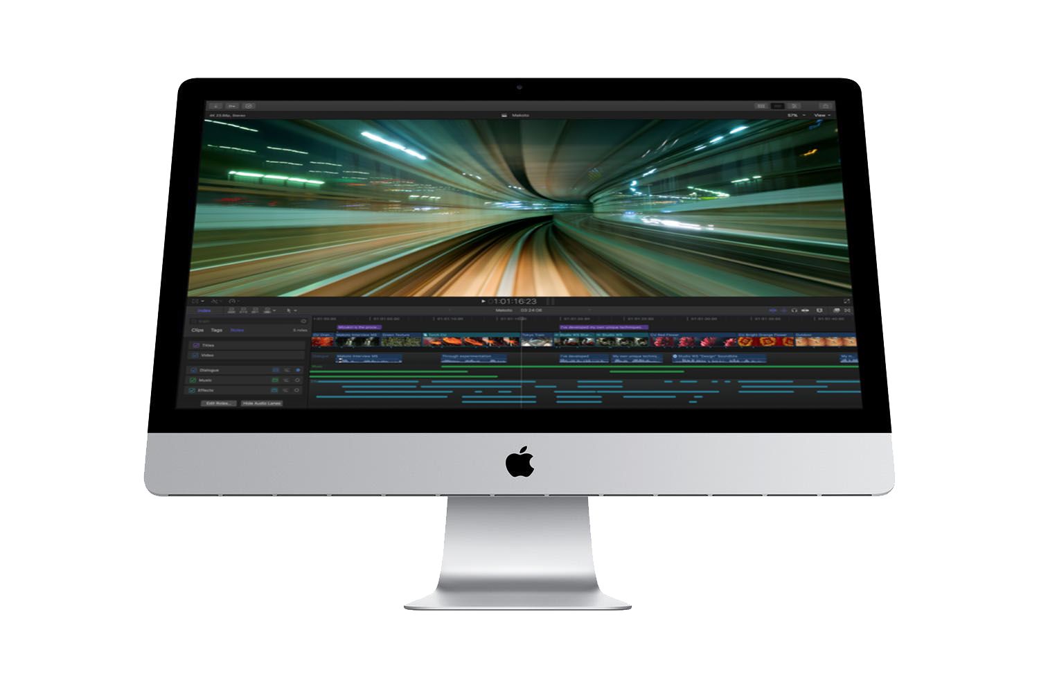 Formation Final Cut Pro X