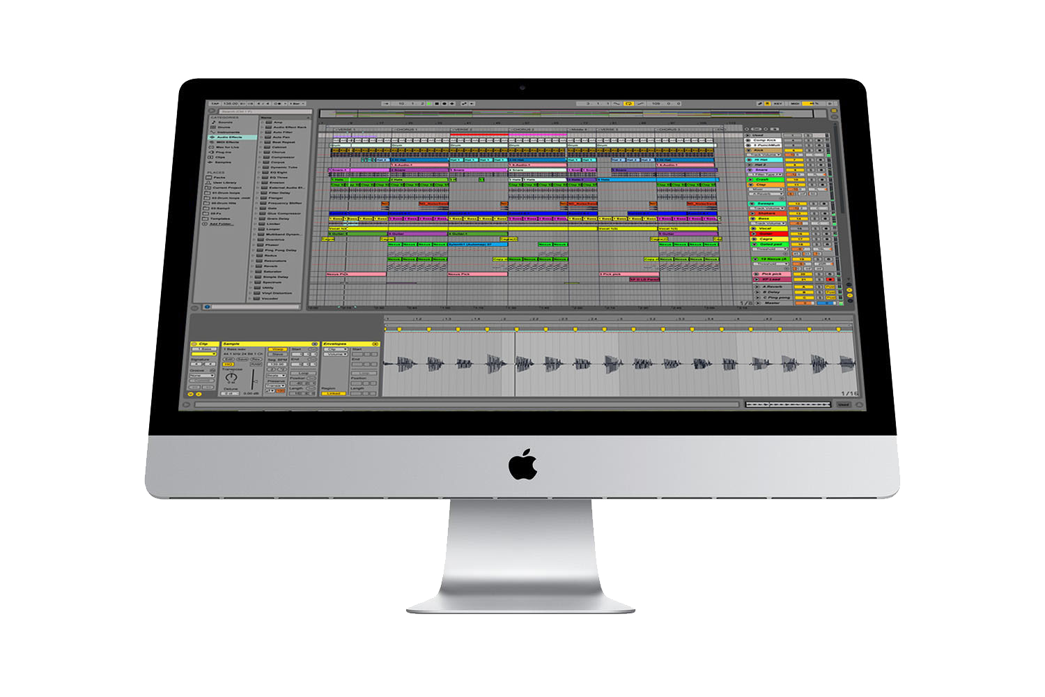 Formation Ableton Live 9